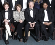 Annesley was invited to be a speaker in a debate at the Oxford Union on the subject of all women shortlists in January 2010. Here he is pictured with the fellow speakers on his team which included James Gray MP and Edwina Currie.